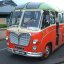 MacBraynes Bus - 1961 Restored Bedford Coach 603CYS - used by Northern Constabulary Pipe Band