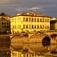 Florentine Colours I (FLORENCE/ITALY/BRIDGE/REFLECTION)