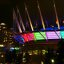 BC Place Light Show for &quot;Illuminate Yaletown 2012&quot;
