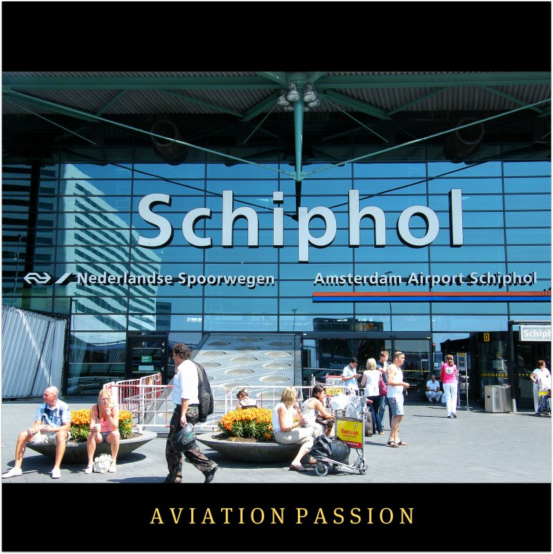 World : Sense = AVIATION PASSION @ Schiphol International Airport Amsterdam - Gateway to the world! Enjoy your flight and enjoy airports! :)