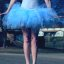 Blue Tutu