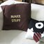 make stuff / monster pillow