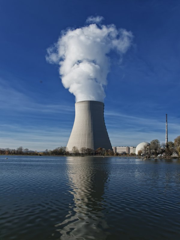 "nuclear power plant ""Isar 2"""