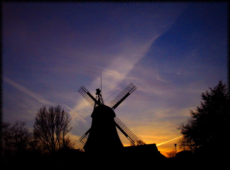 The Mill - Sunset