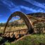 Apple Valley Road Bridge, Lyons, Colorado