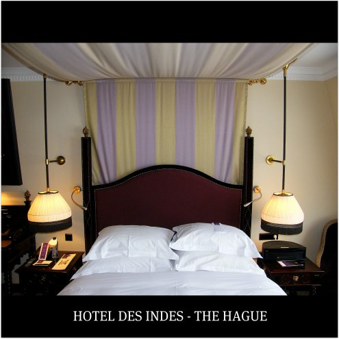 The legendary Hotel Des Indes, A Luxury Collection Hotel The Hague, The Netherlands - Hospitality = ICON! Our Superior Room on the 4th floor, the Topfloor - Enjoy the heart of the city! :)