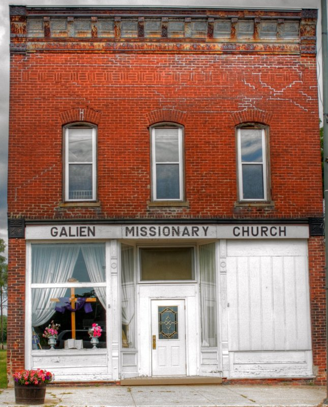 Galien Missionary Service