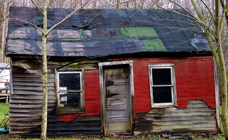 This Old House Once Home and Shelter