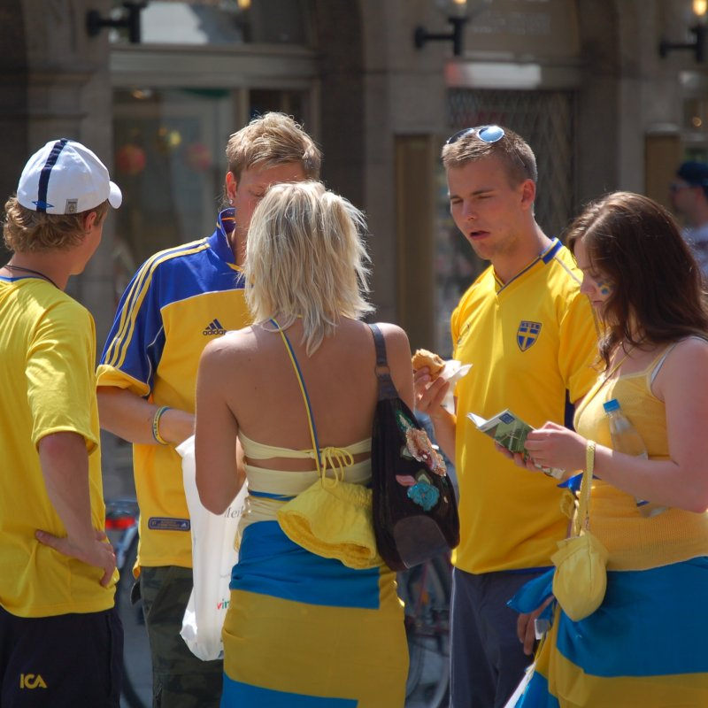 FIFA 2006 Swedish Invasion in Munich (Worldcup 2006)