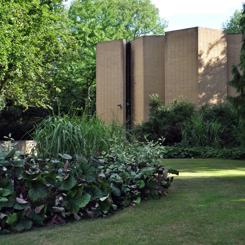 arne jacobsen, st. catherine's college, oxford 06