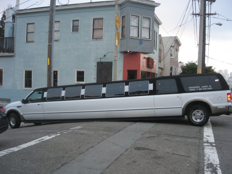 Bad Day for a Limo Driver