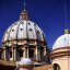 """Rome - St. Peter's Basilica """"From the rooftop"""""""