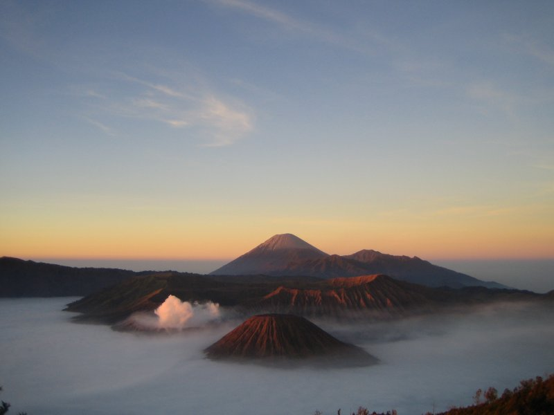 Mount Bromo one