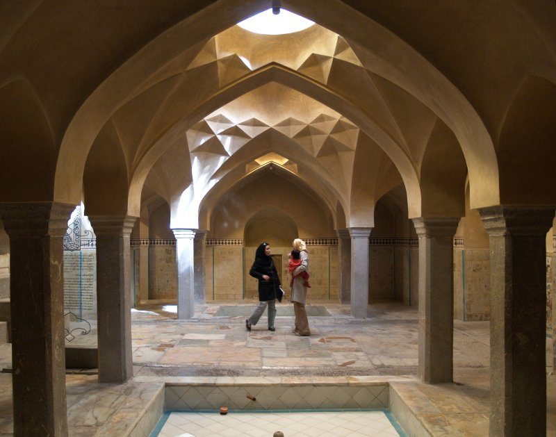 bath house, isfahan october 2007