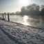 Winter in Vegesack