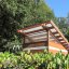 Occidental College Solar Shed