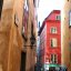 Stockholm - Old Town, Walls