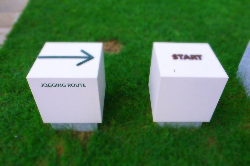 Mini: Start jogging here