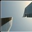 LOOK UP : SMILE : The Jumeirah Emirates Tower Hotel and Office Tower : DUBAI : The United Arab Emirates : ENJOY! :)
