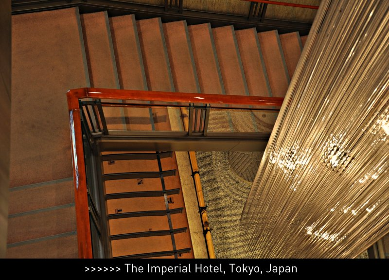 [ Over 120 years of Hospitality ] The Imperial Hotel, Tokyo, Japan