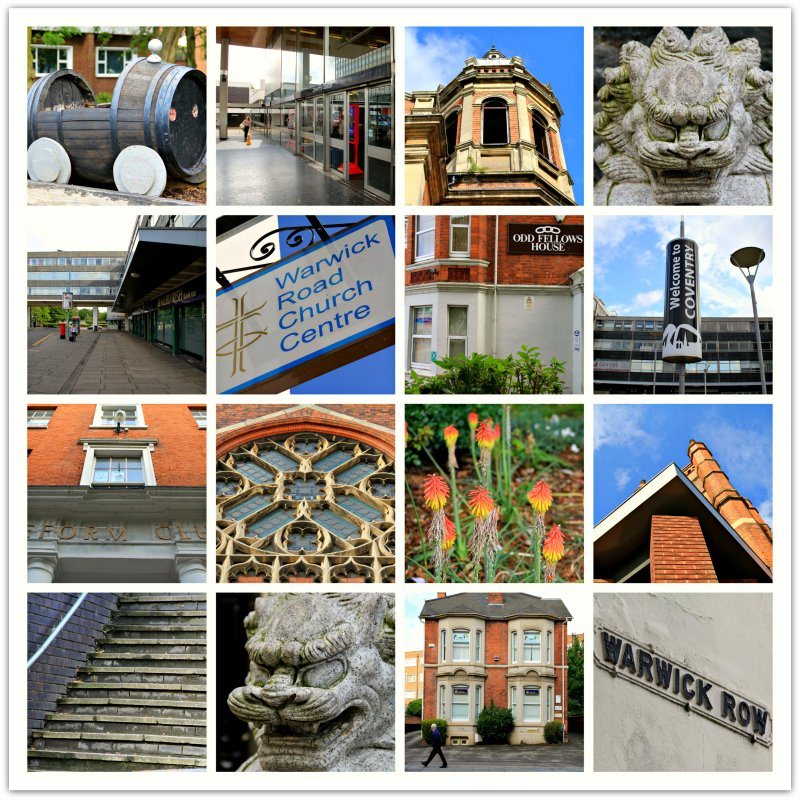 """"""" Coventry, England, United Kingdom : Our Collected Impressions : June 2011"""""""