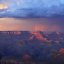 Grand Canyon National Park: Yaki Point Sunset 9517