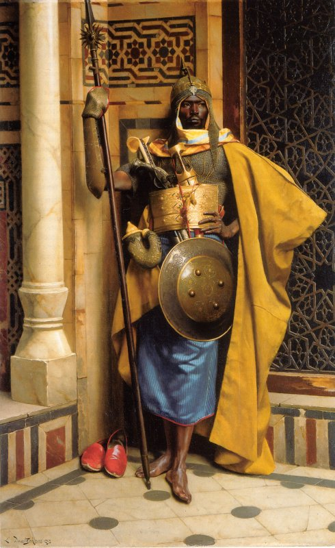 Ludwig Deutsch: The Palace Guard