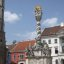 Pestsäule in Sopron