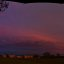 full pano sunset