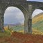 Glenfinnan-Viadukt in den West-Highlands 03