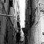 Gasse in Palermo