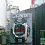 Former Advertising Clock Sign 時計 of CASIO カシオ next to the San-ai building in Ginza Tokyo Japan