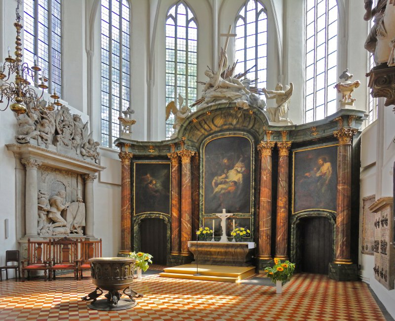St Marys Church, Berlin, Germany