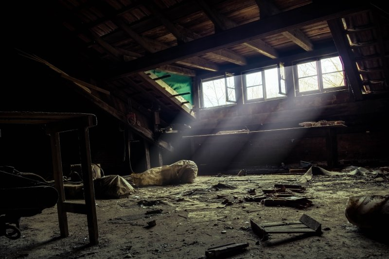 Lost Place I