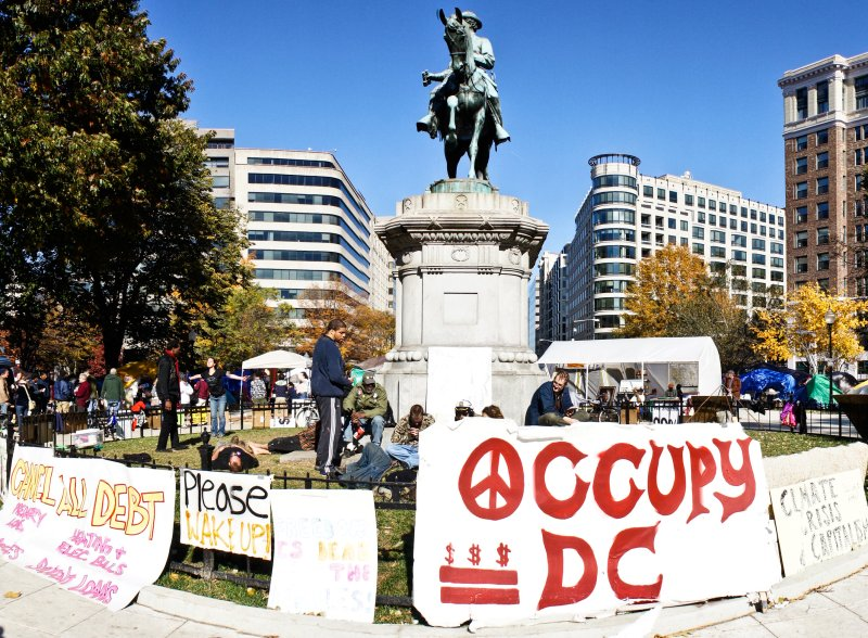 Occupy DC - Signs