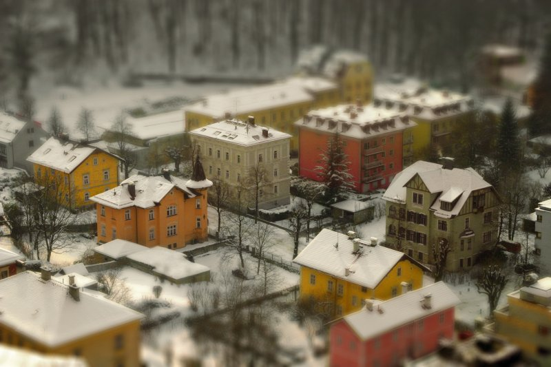 Tilt Shift Fake I