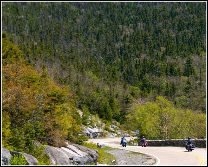 Whiteface 5: Bikers on the Mountain