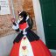 The Queen of Hearts at the 2010 Carnevale in Venice (P1000170a)