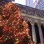 Christmas at the New York Stock Exchange