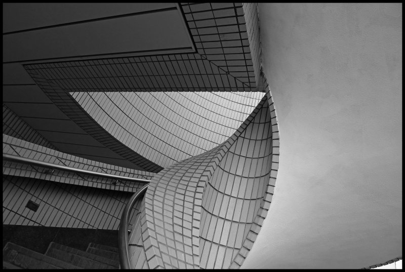 Structure // Design // Moments // STAIRCASE STUDY // KOWLOON // HONG KONG