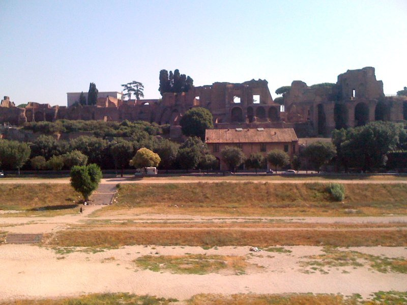 1 Of The 7 Hills Of Rome