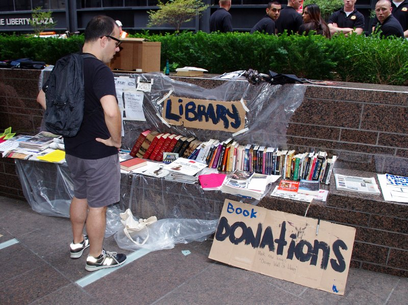 Day 9 Occupy Wall Street September 25 2011 Shankbone 34