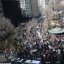 NYC Pillow Fight 2008 (Panorama)