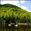 """Whiteface """"Two Rocks"""" Pond"""