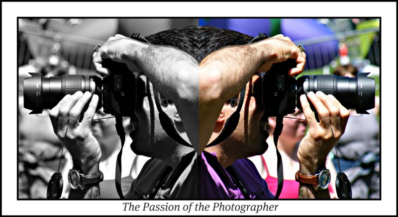 The PASSION of the PHOTOGRAPHER : Time WELL Spent : ONE Click AT a TIME! Enjoy! :)