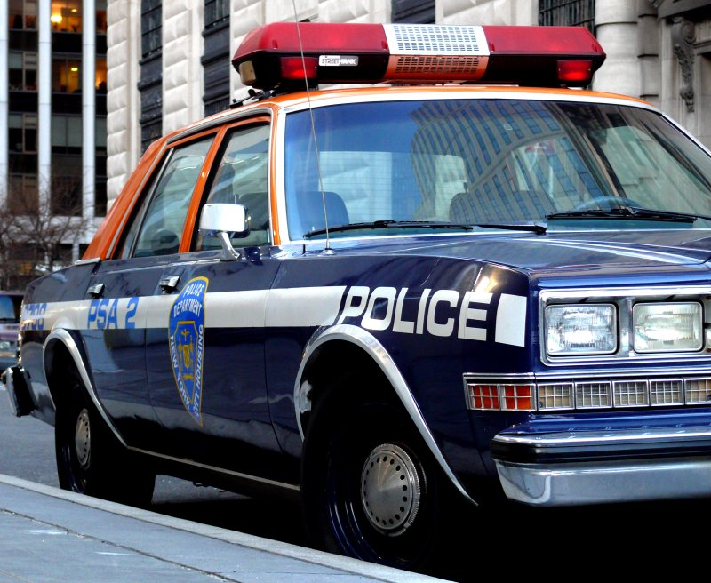 NYPD 80s Style