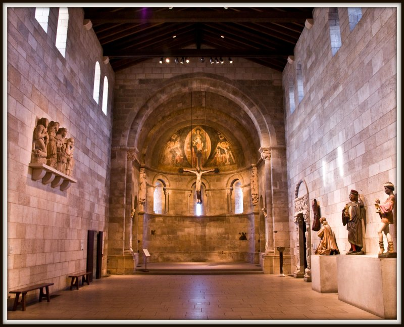 Fuentiduena Chapel at The Cloisters (1 of 3)