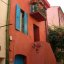 Fassade in Collioure
