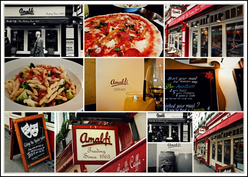 """"""" Amalfi Moments In The Heart Of London """""""