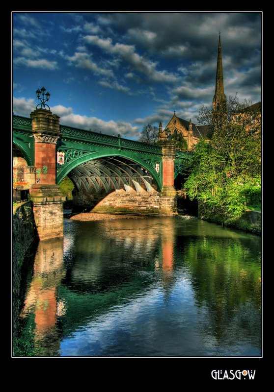 Kelvinbridge Revisited